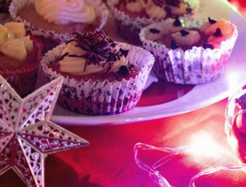 Cupcake di Natale: come recuperare gli avanzi del cenone!