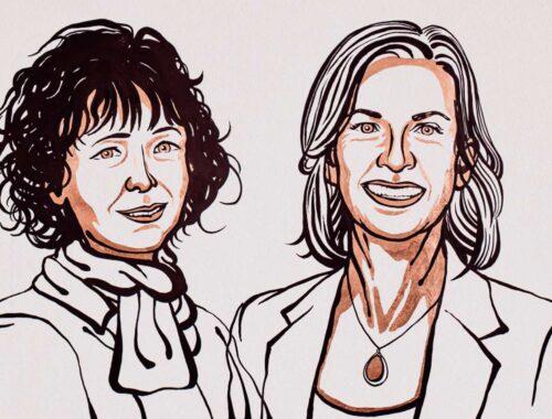Nobel per la Chimica in rosa
