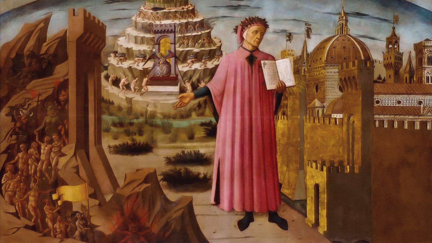 I sette luoghi di Dante: Scoprili tutti!